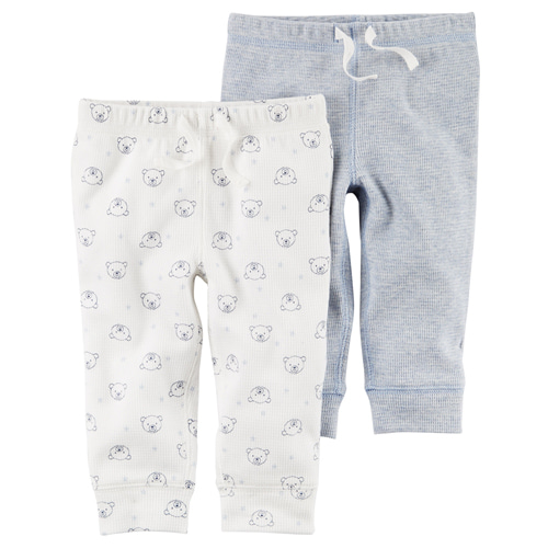 [127G643SL] Carter's2-Pack Babysoft Pants