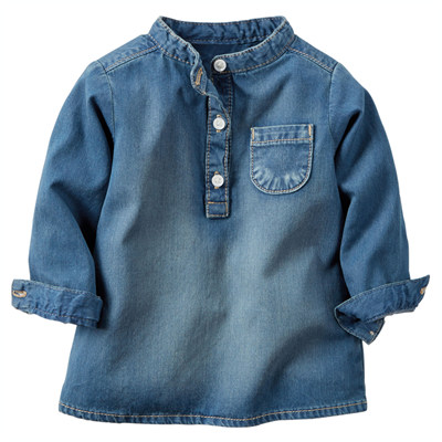 [235G051NC] Carter'sDenim Top