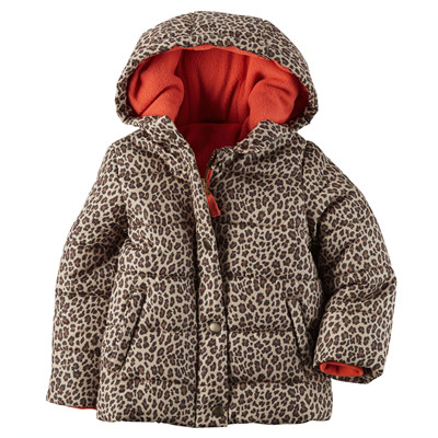 [C2155051B06] Carter'sPrinted Puffer Jacket