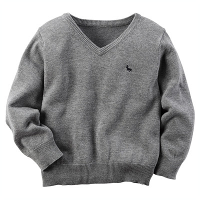 [225G114NM] Carter'sV-Neck Sweater