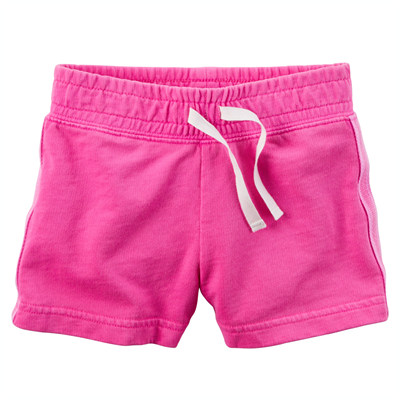 [236G169OH] Carter'sNeon French Terry Shorts