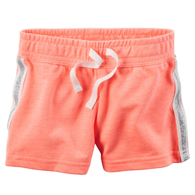 [236G171OH] Carter'sNeon French Terry Shorts