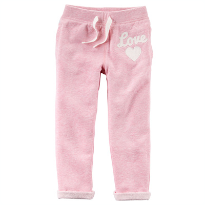 [236G332OT] Carter'sFrench Terry Pants