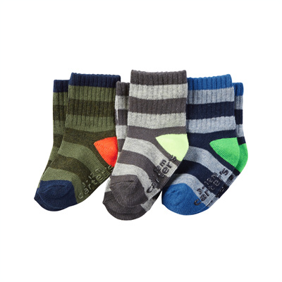 [14716BB] Carter's3-Pack Socks