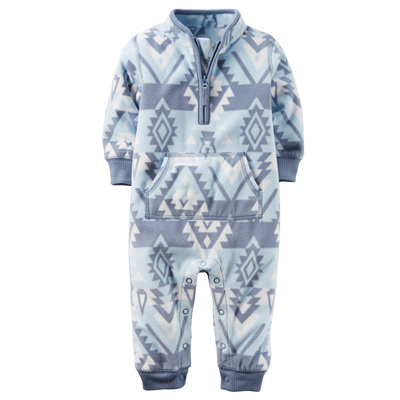 [118G660PH] Carter'sFleece Jumpsuit