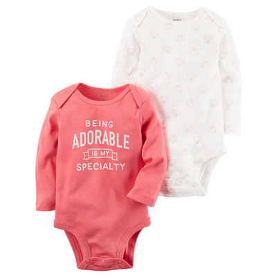 [127G636B177] Carter's2-Pack Collectible Bodysuits