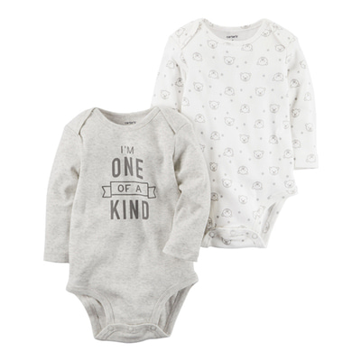 [127G651B177] Carter's2-Pack Collectible Bodysuits