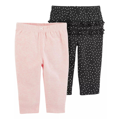 [126H540SF] Carter's2-Pack Pull-On Pants