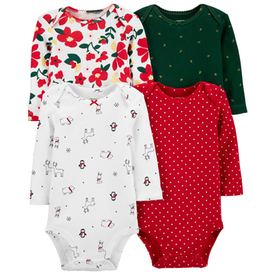 [18485510B187] Carter'sHoliday Original Bodysuits