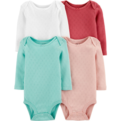 [17636810B109] Carter'sHeart Original Bodysuits