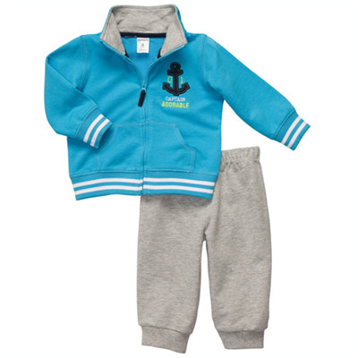 [121B323BV] Carter'sCardigan Pants Set
