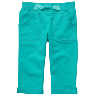 [236A399BZ] Carter'sTerry Capri-Length Pants