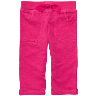 [236A403BZ] Carter'sTerry Capri-Length Pants