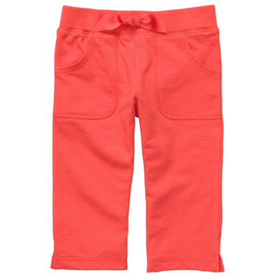 [236A402BZ] Carter'sTerry Capri-Length Pants
