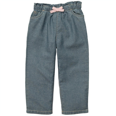 [236A454CO] Carter'sPull-On Chambray Pant