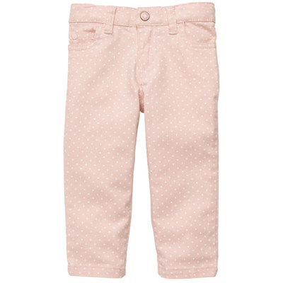 [236A451CO] Carter'sPolka Dot Colored Denim
