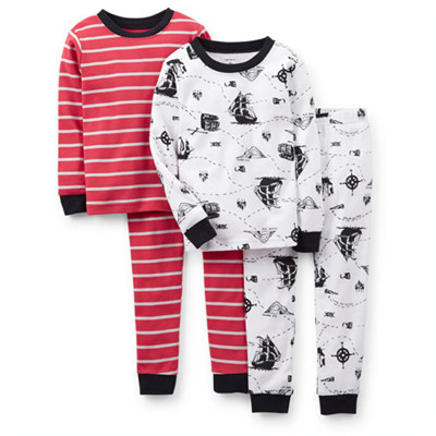 [321-252DP] Carter'sSnug Fit Cotton PJs