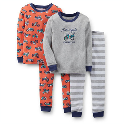[321-281DP] Carter'sSnug Fit Cotton PJs