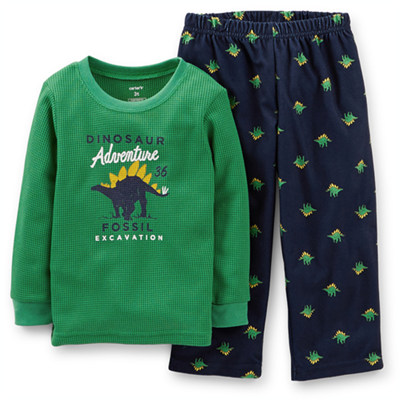 [327-673DP] Carter'sThermal & Fleece Pjs