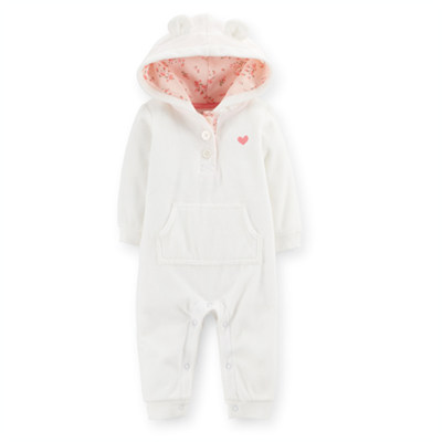 [118-927DV] Carter'sMicrofleece Jumpsuit