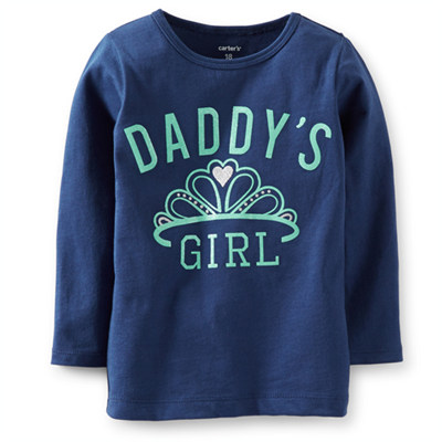 [235B418JD] Carter'sDaddy's Girl Tee