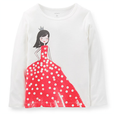 [235B368JD] Carter'sPrincess Tee
