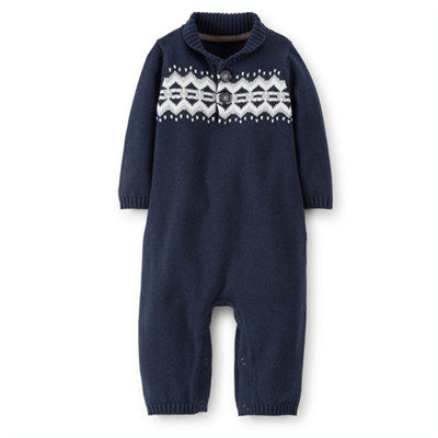 [118-917JJ] Carter'sKnitted Jumpsuit