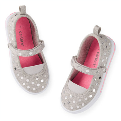 [CF14-S7704A36] Carter'sSparkle Sneakers