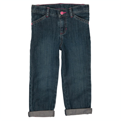 [236-177T06] Carter'sStretch Denim Capris