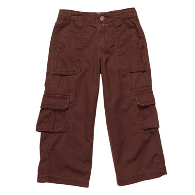 [224-736T06] Carter'sTwill Cargo Pants