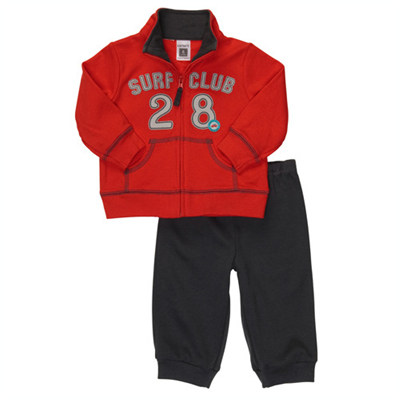 [121-771T23] Carter's SurfClub 2-P Cardigan Set