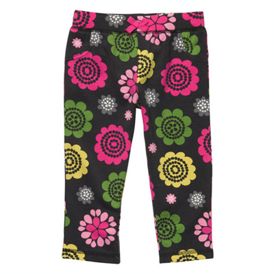 [236A033T21] Carter'sPrint Knit Pants