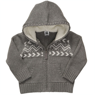 [225A184T29] Carter'shooded Sweater