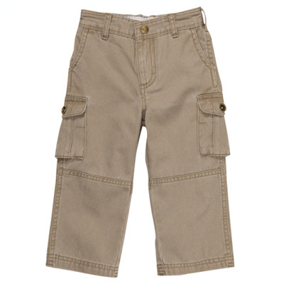 [224A051T36] Carter'sTwill Cargo Pants