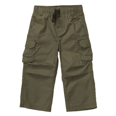 [224A054T36] Carter'sTwill Cargo Pants
