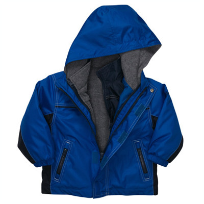 [C2116X15TB01] Carter'sLightweight 4-in-1 Jacket