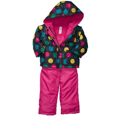 [2115S26GTB03] Carter's2-Piece Snowsuit