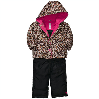 [2115S26LTB04] Carter's2-Piece Snowsuit