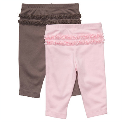 [121A002T37] Carter'sEssential 2-Pack Pants