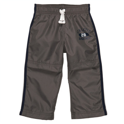 [224A047T41] Carter'sAthletic Poplin Pants